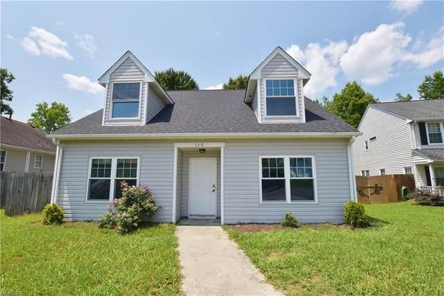 168 Kristen Ln, Suffolk, VA 23434 (#10391577) :: The Bell Tower Real Estate Team