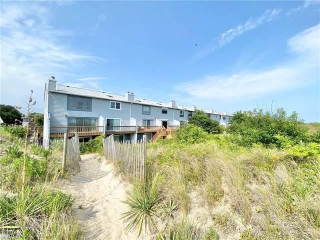 2100 E Ocean View Ave #5, Norfolk, VA 23518 (#10391581) :: RE/MAX Central Realty