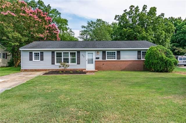 332 Fox Hill Rd, Hampton, VA 23669 (#10391624) :: Kristie Weaver, REALTOR