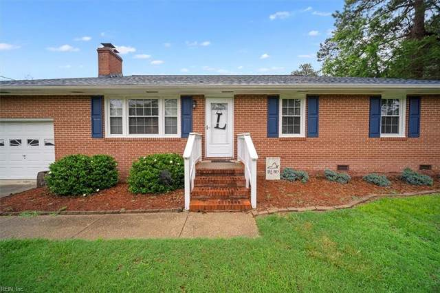 1001 Magruder Rd, Isle of Wight County, VA 23430 (#10391644) :: Atlantic Sotheby's International Realty
