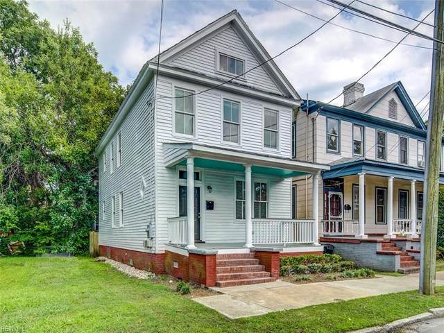 69 Webster Ave, Portsmouth, VA 23704 (#10391702) :: Berkshire Hathaway HomeServices Towne Realty