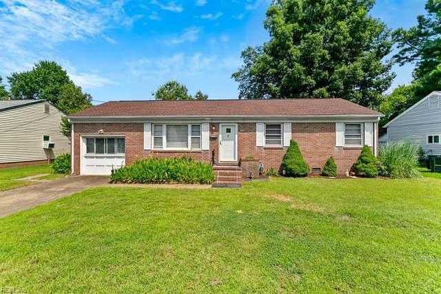 205 Prince James Dr, Hampton, VA 23669 (#10391705) :: The Kris Weaver Real Estate Team