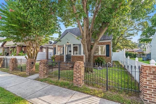 725 Fairland Ave, Hampton, VA 23661 (#10391710) :: Atkinson Realty