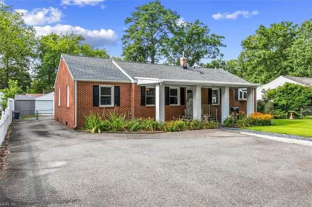627 72nd St, Newport News, VA 23605 (#10391719) :: Atkinson Realty