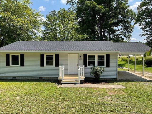 202 Mildred Dr, James City County, VA 23188 (#10391728) :: RE/MAX Central Realty