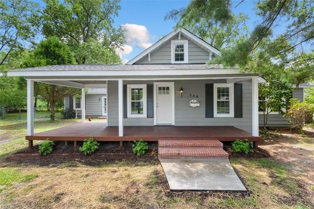 246 Eastwood Dr, Newport News, VA 23602 (#10391769) :: The Kris Weaver Real Estate Team