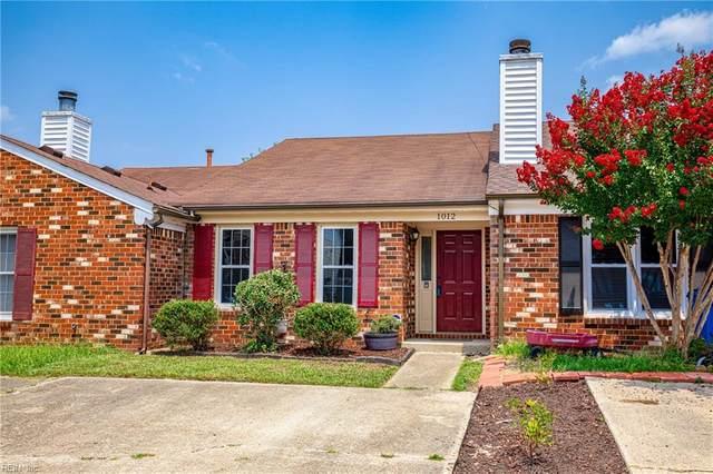 1012 Wickford Ct #120, Chesapeake, VA 23320 (#10391780) :: The Kris Weaver Real Estate Team