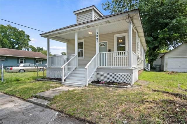 3808 Elkhorn Ave, Norfolk, VA 23508 (#10391816) :: The Bell Tower Real Estate Team