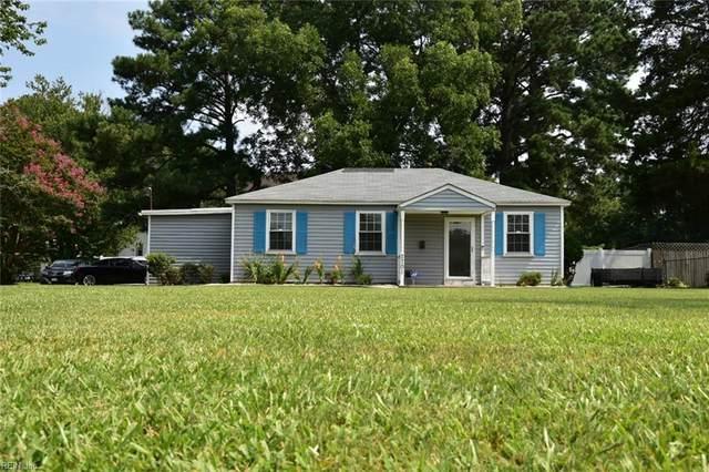 2701 Elliott Ave, Portsmouth, VA 23702 (#10391819) :: Atkinson Realty