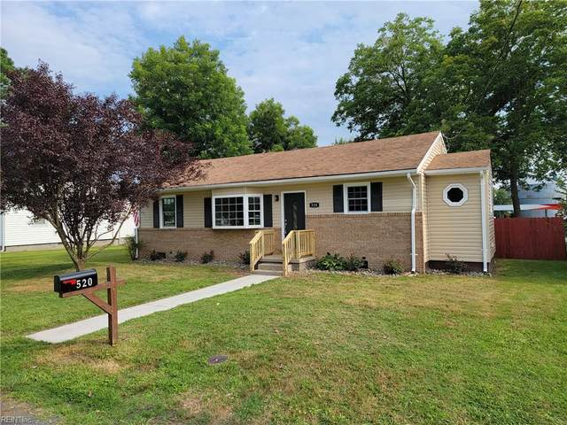 520 Clay St, Sussex County, VA 23888 (#10391822) :: Momentum Real Estate