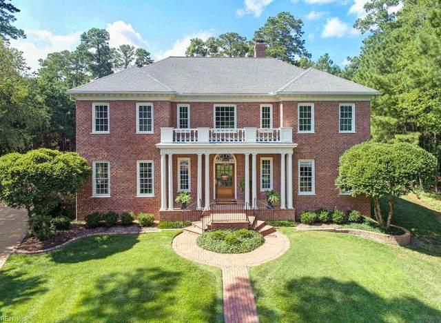 3152 Parkside Ln, James City County, VA 23185 (#10391851) :: RE/MAX Central Realty