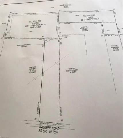 9.64ac Walkers Rd, Surry County, VA 23846 (#10391887) :: RE/MAX Central Realty