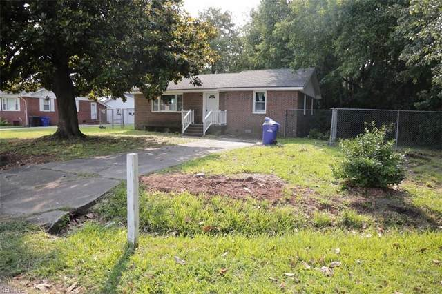 3063 Smithfield Rd, Portsmouth, VA 23702 (#10391897) :: Kristie Weaver, REALTOR