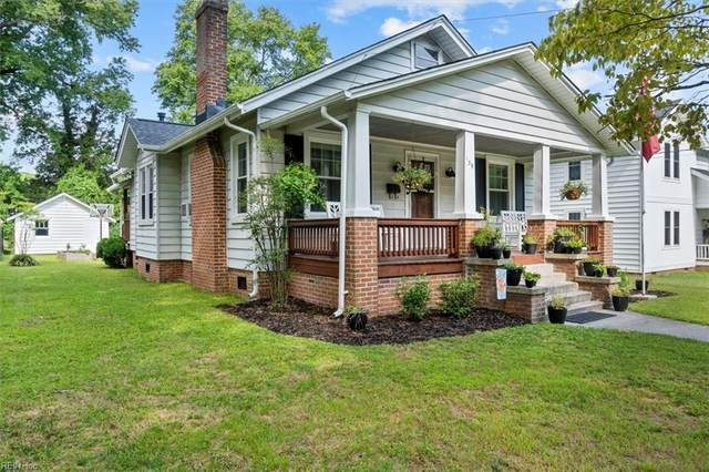 139 Hanover Ave, Hampton, VA 23661 (#10391923) :: Austin James Realty LLC