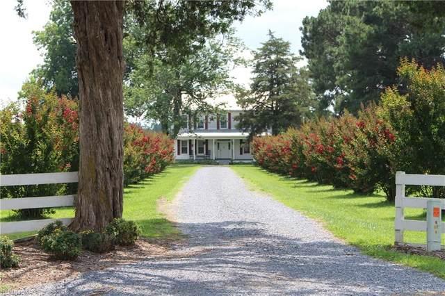 18402 Orbit Rd, Isle of Wight County, VA 23487 (#10391926) :: Avalon Real Estate
