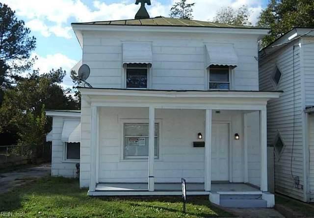 219 Chestnut St, Suffolk, VA 23434 (#10391949) :: Berkshire Hathaway HomeServices Towne Realty