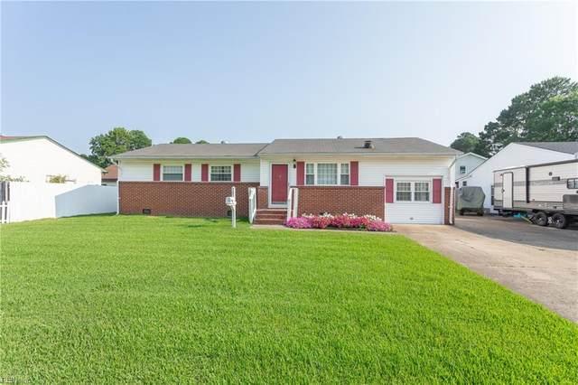722 Brunswick Rd, Portsmouth, VA 23701 (#10391970) :: Team L'Hoste Real Estate