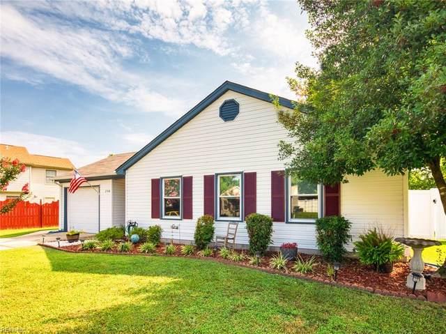 750 Casey Ter, Newport News, VA 23601 (#10391993) :: Berkshire Hathaway HomeServices Towne Realty