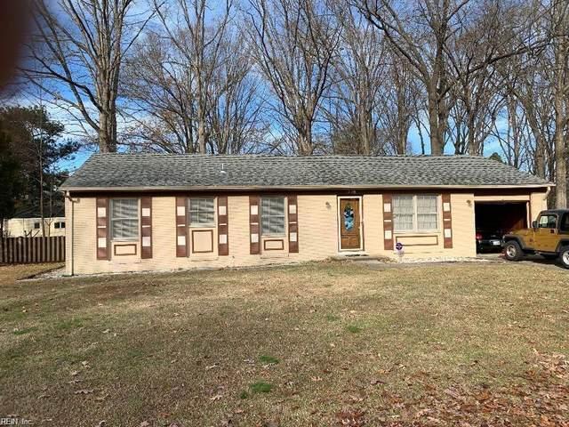 3908 Old Farm Rd Rd, Portsmouth, VA 23703 (#10391997) :: Kristie Weaver, REALTOR