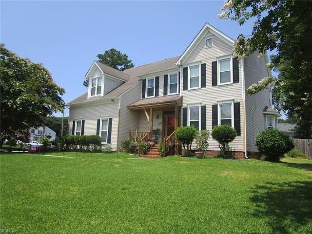 3500 Calverton Way, Chesapeake, VA 23321 (#10392034) :: Kristie Weaver, REALTOR