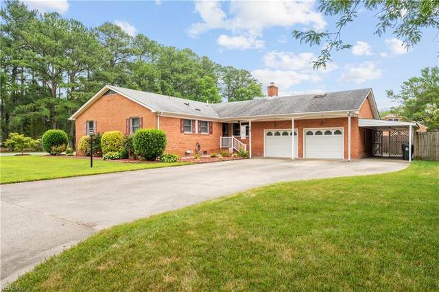 1 Trottwood Dr, Poquoson, VA 23662 (#10392047) :: Berkshire Hathaway HomeServices Towne Realty