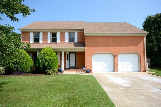 413 Brandon Way, Chesapeake, VA 23320 (#10392075) :: Berkshire Hathaway HomeServices Towne Realty