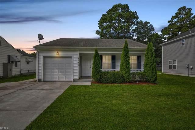 2708 Omar St, Chesapeake, VA 23324 (#10392103) :: Berkshire Hathaway HomeServices Towne Realty