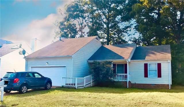 935 Churchill Ln, Newport News, VA 23608 (#10392111) :: Rocket Real Estate