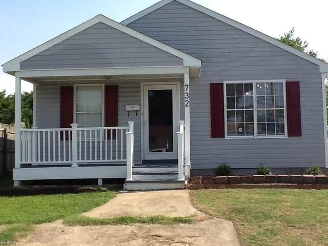 732 River Creek Rd, Chesapeake, VA 23320 (#10392126) :: The Kris Weaver Real Estate Team