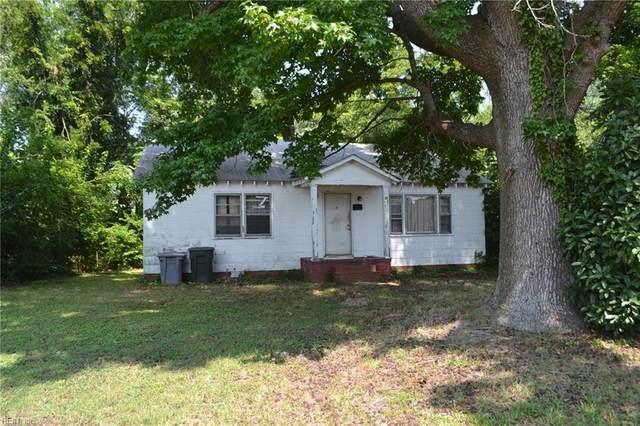 34 W Hygeia Ave, Hampton, VA 23663 (#10392142) :: Kristie Weaver, REALTOR
