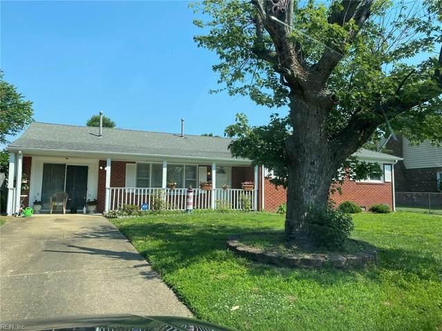 353 Nassau Pl, Hampton, VA 23666 (#10392150) :: Kristie Weaver, REALTOR