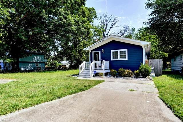 804 Ridgeway Ave, Hampton, VA 23661 (#10392156) :: Atkinson Realty