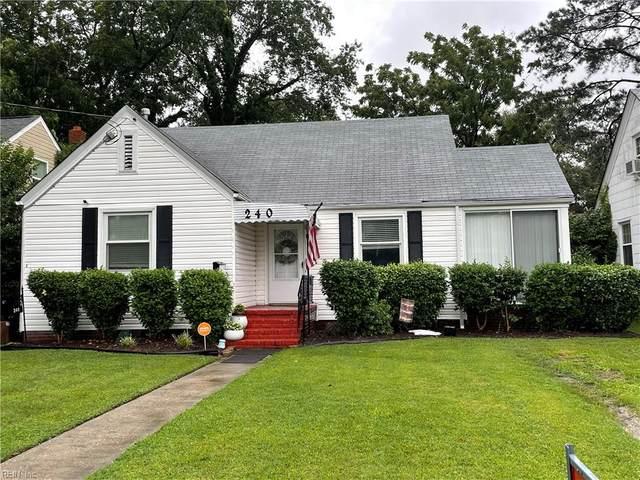 240 Sandpiper Dr, Portsmouth, VA 23704 (#10392169) :: Crescas Real Estate