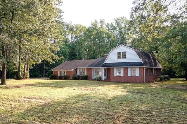 23009 Captain John Rd, Southampton County, VA 23837 (#10392184) :: Berkshire Hathaway HomeServices Towne Realty