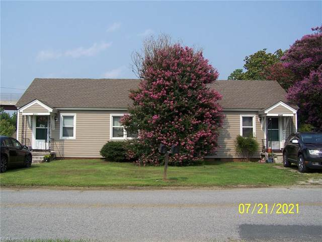 6049 Old Carrsville Rd, Isle of Wight County, VA 23315 (#10392230) :: Austin James Realty LLC