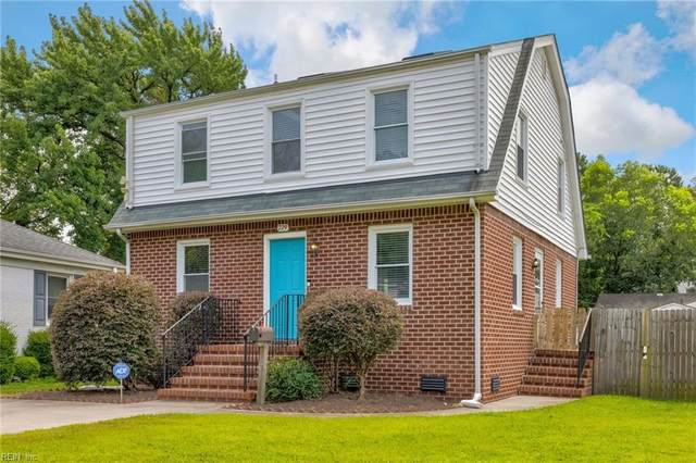 729 Carolina Ave, Norfolk, VA 23508 (#10392236) :: The Bell Tower Real Estate Team