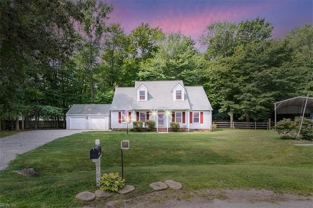 102 Perrin Cir, York County, VA 23692 (#10392238) :: Abbitt Realty Co.