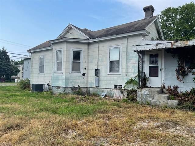 502 N Mallory St, Hampton, VA 23663 (#10392242) :: Verian Realty