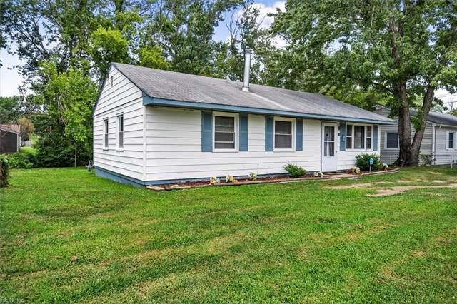 91 Fox Hill Rd, Hampton, VA 23669 (#10392247) :: Berkshire Hathaway HomeServices Towne Realty