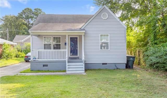 1536 Aspin St, Norfolk, VA 23502 (#10392250) :: The Kris Weaver Real Estate Team