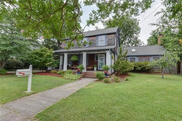 1015 Jamestown Cres, Norfolk, VA 23508 (#10392269) :: Atlantic Sotheby's International Realty