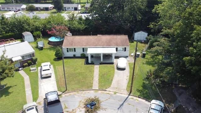 1906 Womack Dr, Hampton, VA 23663 (#10392272) :: The Kris Weaver Real Estate Team