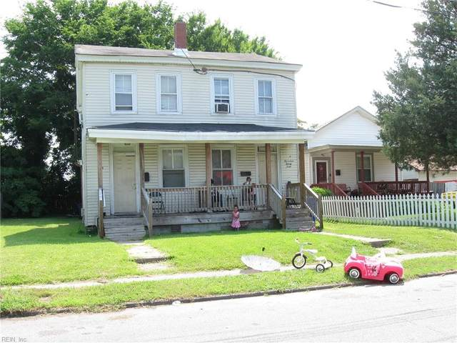 1723 Lasalle Ave, Portsmouth, VA 23704 (#10392277) :: The Bell Tower Real Estate Team
