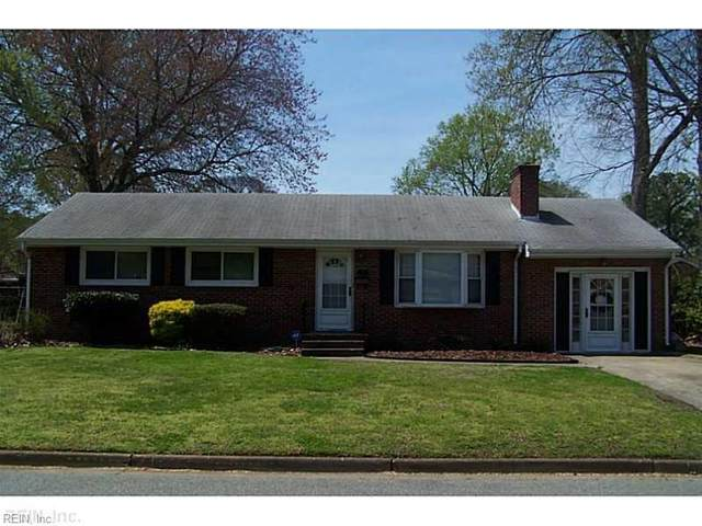 121 Kendall Dr, Newport News, VA 23601 (#10392318) :: The Bell Tower Real Estate Team