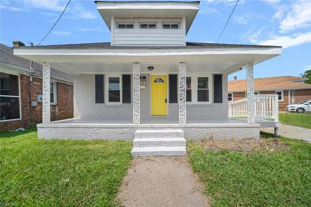 1608 E Washington St, Suffolk, VA 23434 (#10392337) :: Berkshire Hathaway HomeServices Towne Realty