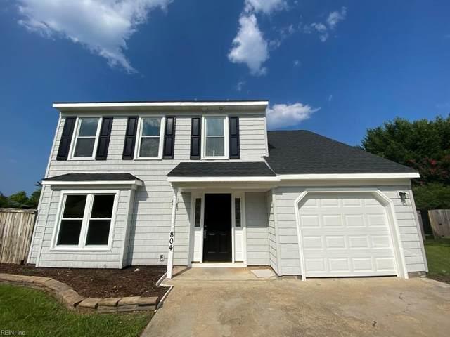 804 Sandoval Dr, Virginia Beach, VA 23454 (MLS #10392356) :: Howard Hanna Real Estate Services