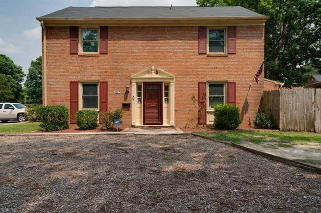 399 Deputy Ln F, Newport News, VA 23608 (#10392395) :: Momentum Real Estate