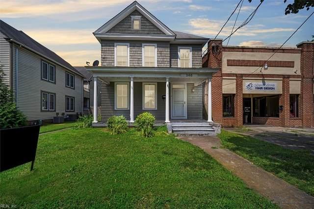 348 Broad St, Portsmouth, VA 23707 (#10392416) :: Atlantic Sotheby's International Realty