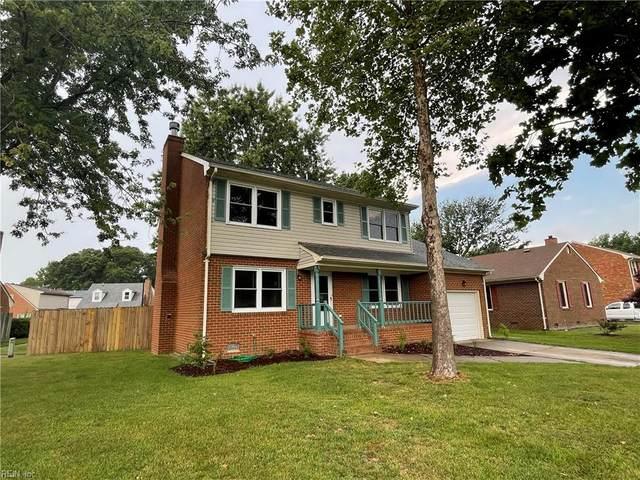 89 Glascow Way, Hampton, VA 23669 (#10392423) :: Berkshire Hathaway HomeServices Towne Realty