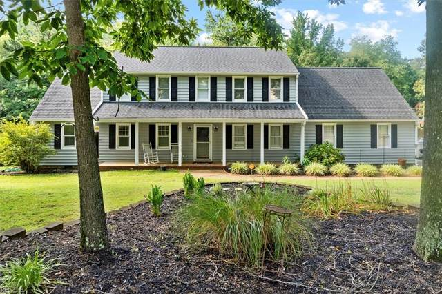 1201 Shirlton Rd, Chesterfield County, VA 23114 (#10392429) :: Judy Reed Realty